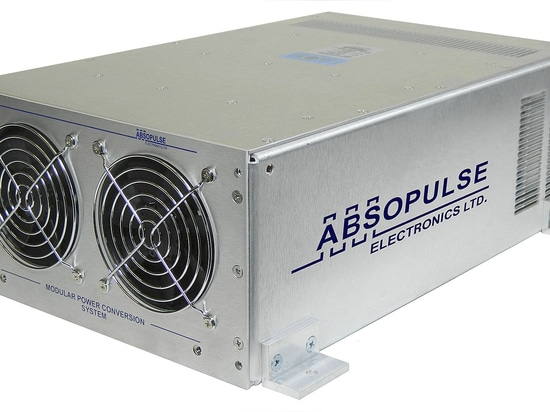 750Vdc Input DC/DC converters deliver 3kW for railway applications