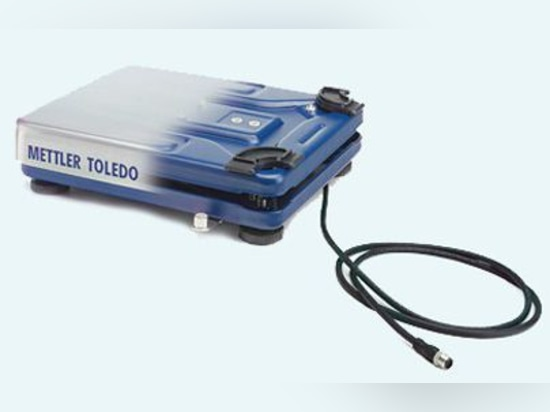 NEW: precision scale by Mettler Toledo