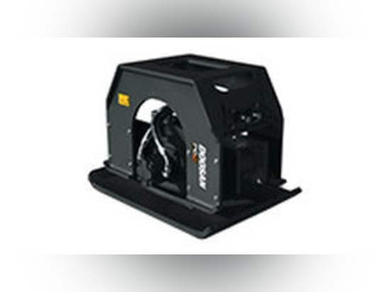 NEW: excavator vibratory plate by DAEWOO Construction Equipment Division