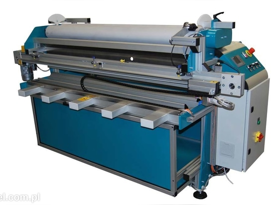 NEW: fabric cut-to-length cutting line by REXEL