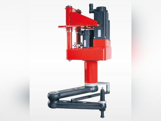 NEW: 4-axis robot by Gerhard Schubert GmbH