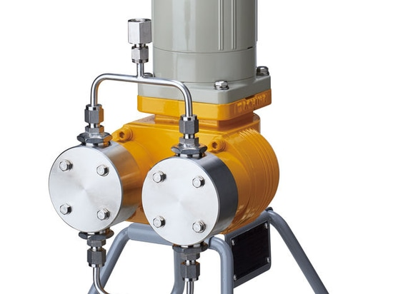NEW: positive-displacement pump by TACMINA CORPORATION