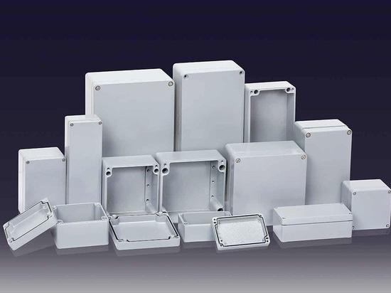 BOXCO Aluminium enclosure