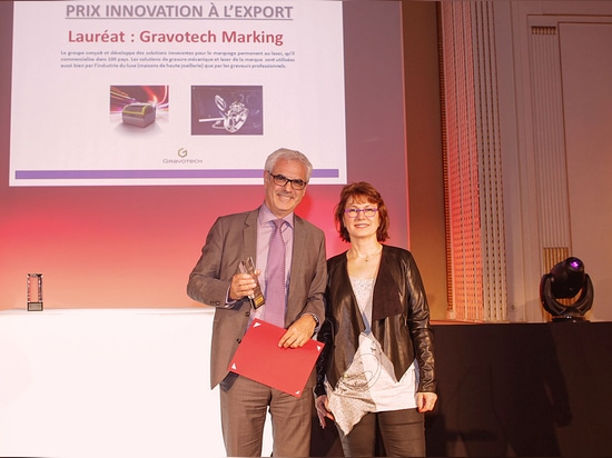 7th MOCI* Prize list, a famous French ranking of the 1000 first international SME