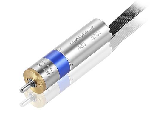 DC gear motor / OD 16mm / Coreless motor / BLDC motor