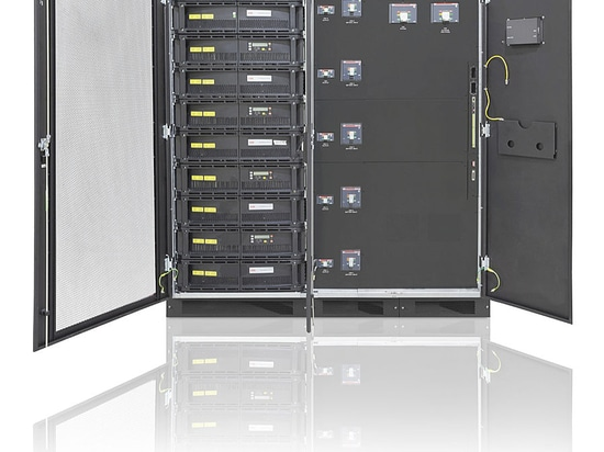 ABB introduces its new PowerValue 31/11 T UPS system - ABB UPS and