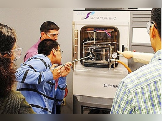 Educational Support for the Freeze Drying Community