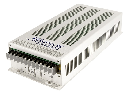 300W, 3-phase, high input voltage AC-DC power supplies
