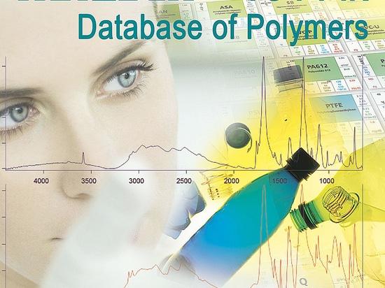 NETZSCH introduces TGA-FT-IR Database of Polymers