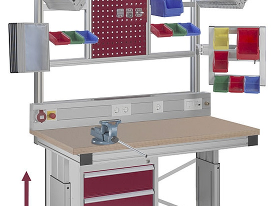 Select your work tables online