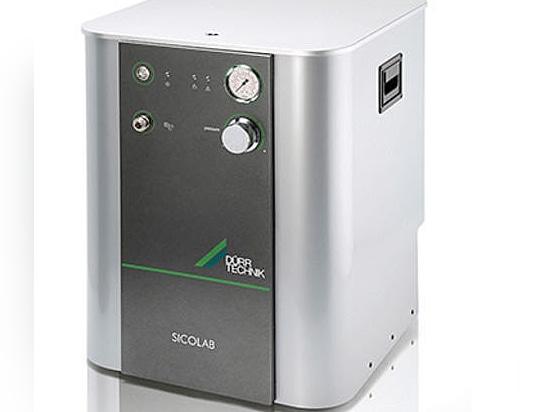 SICOLAB - Silent Compressor for Laboratories
