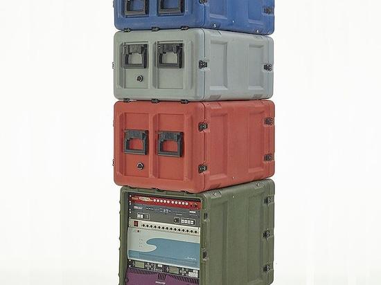 Peli-Hardigg launches the NEW Min Mac Rack™ Container