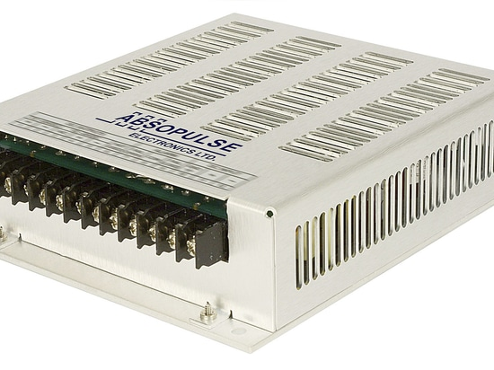 280W, Rugged Dual-output, Industrial Quality DC/DC Converter