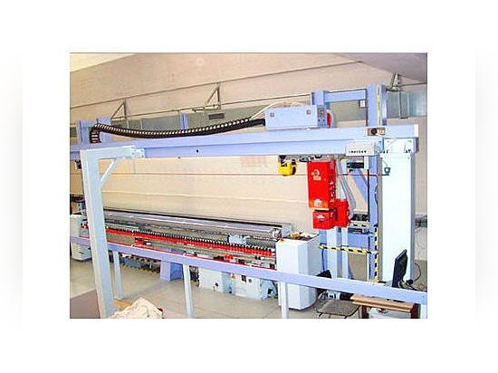 NEW: laser cutting machine by SEIT ELETTRONICA