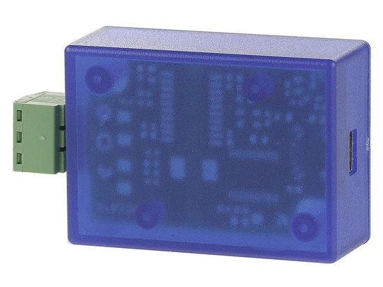 Let us introduce our new USB to RS-485 converter - SRS-U4