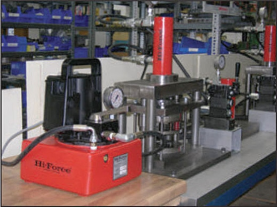 HEP103 - Electric driven two stage compacts pumps