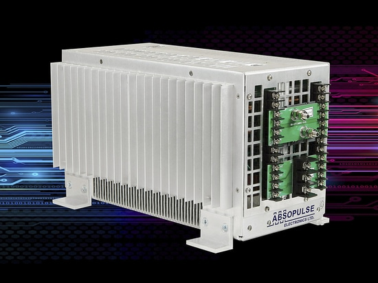 1kW, Convection Cooled, High-reliability, Industrial Power Converters offer Internal Redundancy