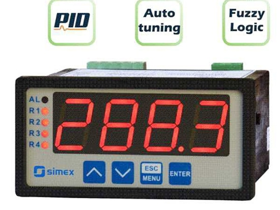 PID controller with a universal input: PUR-94