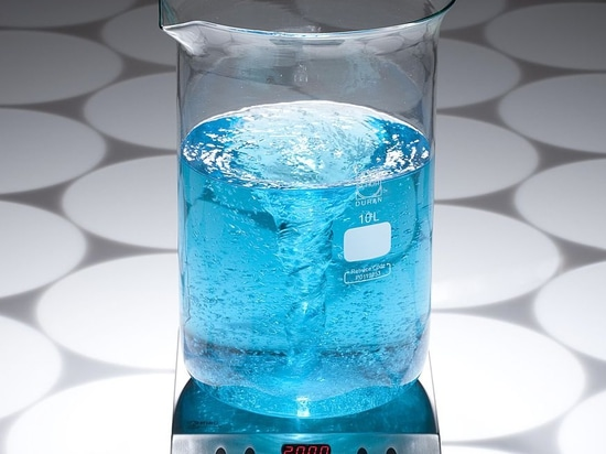 MIX 1 XL - Extremely strong magnetic stirrer with stirring bar monitoring mixWATCH