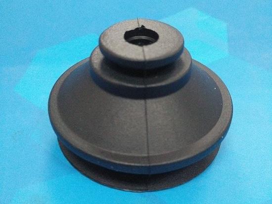 black NBR vacuum suction cups 1.5 bellows BB40A