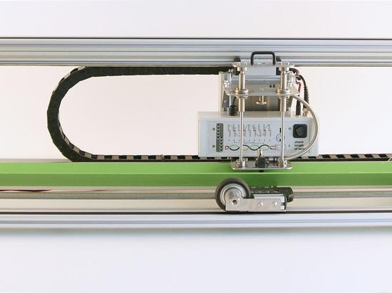 New Twist Length Detector - TLD