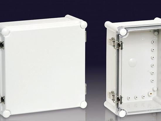 IP66/67 SUS hinge type plastic enclosure