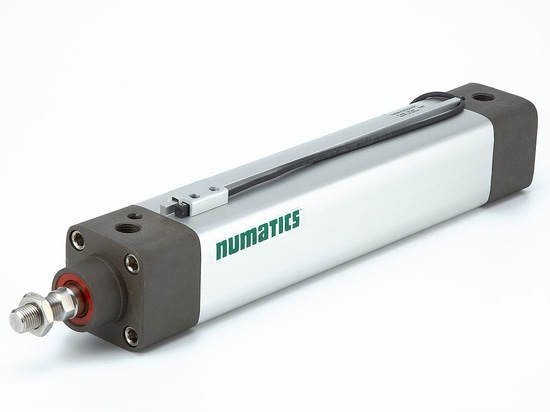 A  RANGE OF CYLINDERS FOR THE FOOD INDUSTRY