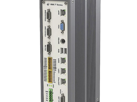 NEW ! EtherCAT motion controller GUC-ECAT Series : HighTech for demaning industries at LOW cost ...