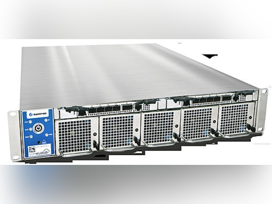 Kontron to give video operators 20 percent more channel