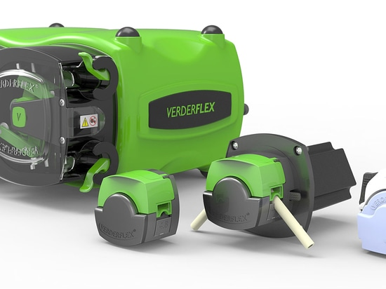 Verderflex®  launches its new Vantage 5000 and Steptronic