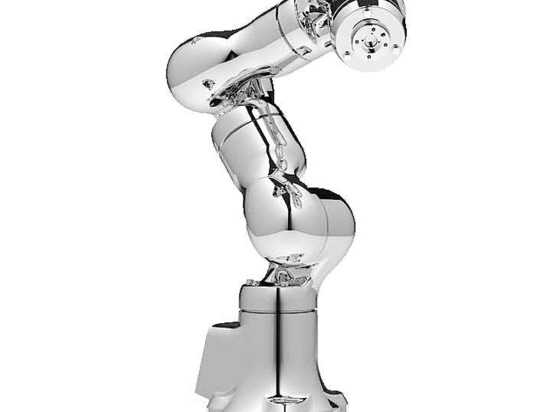 NEW: articulated robot by Kawasaki Robotics