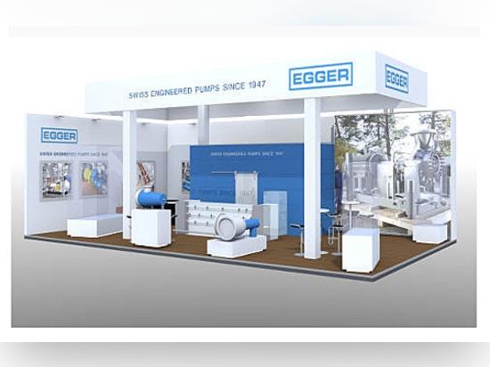 Egger Booth B64, Hall8.0 at Achema 2015