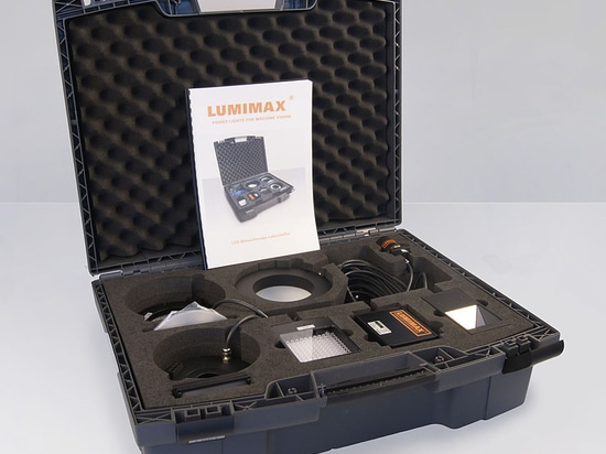 LUMIMAX®: Sample case for LED lighting