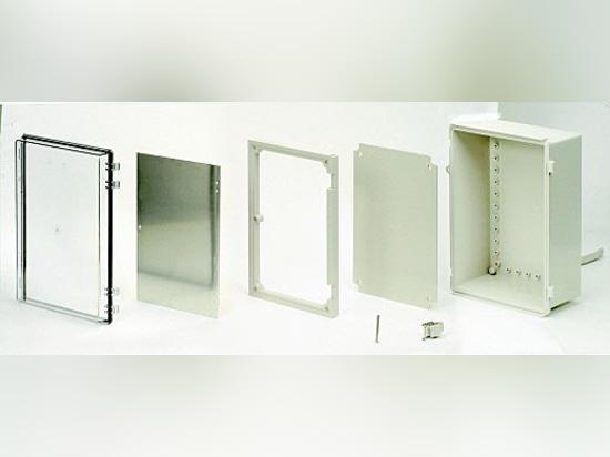 BOXCO Dual door enclosure