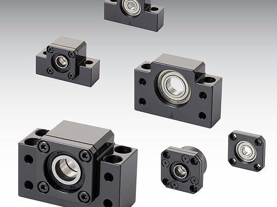 New at MÄDLER®: Bearing Units for Spindle Drives