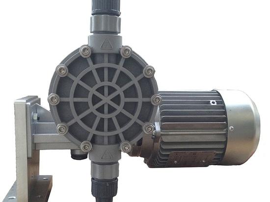 WIA series metering pumps designed for keiselguhr filters