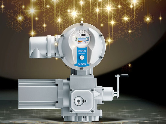 SIPOS SEVEN actuator series launched  at Valve World Expo