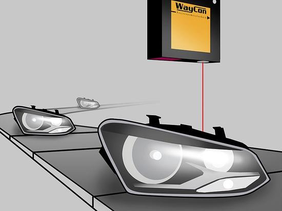 Flexible, precise, compact – LAS laser sensors