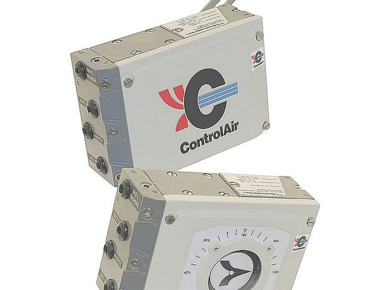 ControlAir Expands Product Offering with New Valve Positioner
