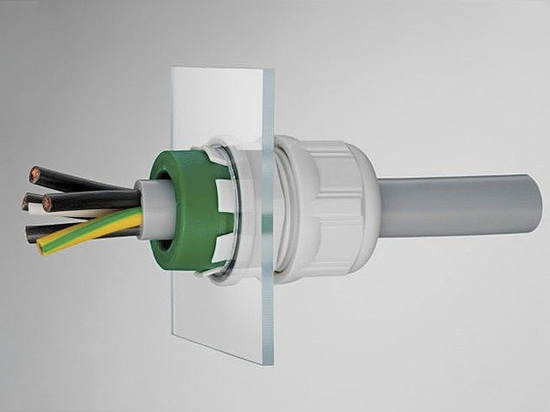 SES STERLING - PLIO-SPEED: cable gland without thread