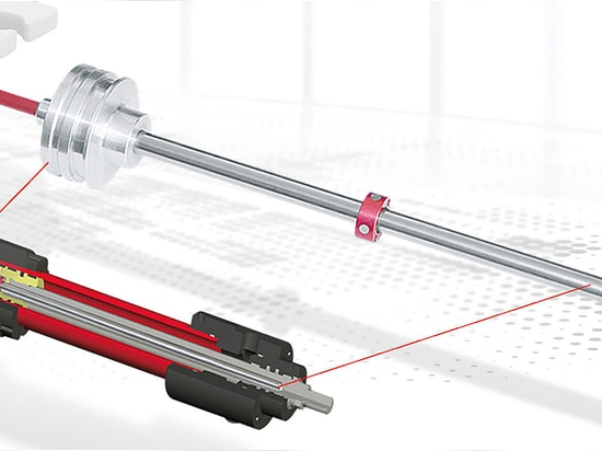 New interface for hydraulic cylinders