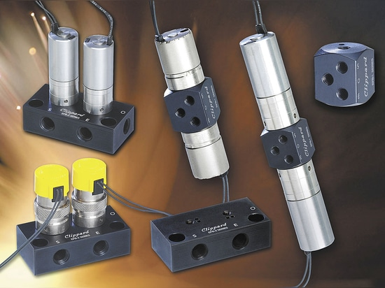 Clippard EFB Series Electronic Fill & Bleed Circuits