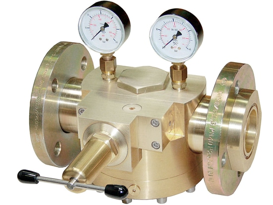 WITT sets new standard among dome-loaded pressure regulators