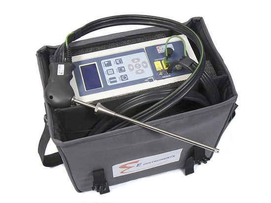 E INSTRUMENTS E8500-MK Portable Emissions Analyzer Marine Kit