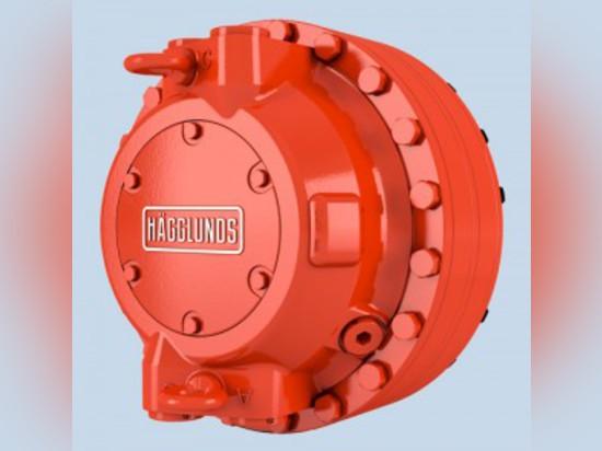 Bosch Rexroth redesigns its Hägglunds hydraulic motors