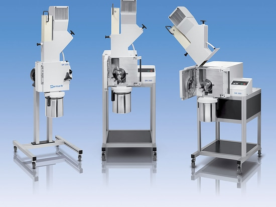 Powerful Cutting Mill Tackles Difficult Lab Samples
