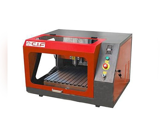 CNC drilling & Milling machine 3 AXES  3D TECHNODRILL 3 by C.I.F