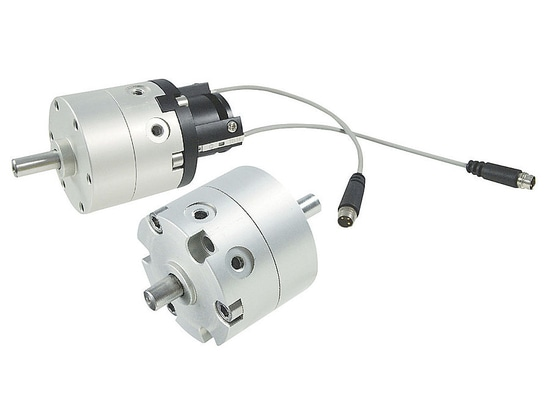 Fabco-Air, Inc. Releases New Vane Style Rotary Actuator Line