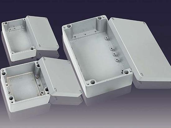 IP66/67 Aluminum enclosure