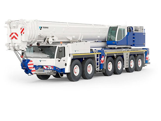 NEW! - A high load capacity with minimal time and effort required for rigging!